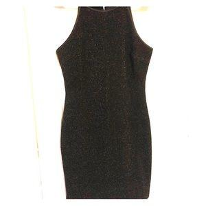 Greylin Black sparkly dress